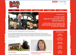 Blaby Accounting website