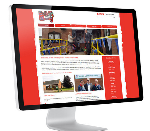 Brooks & Co Accountants Blaby - Bespoke website design