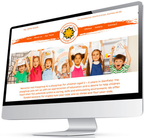 The Big Picture Group - commerce website design Leicester by it'seeze