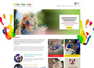The Property Fox - it'seeze Website Design Leicester