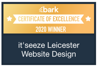 Bark Certificate of Excellence Winner 2020